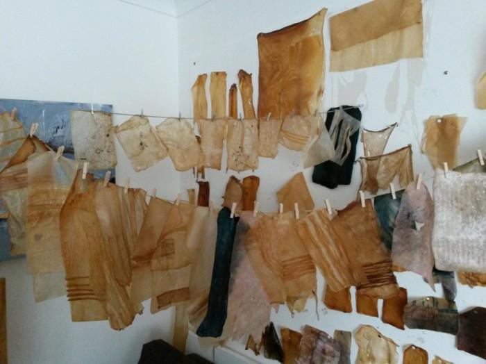 kombucha clothing drying
